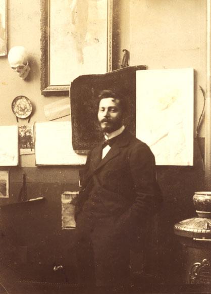 Visconti em Paris - 1895