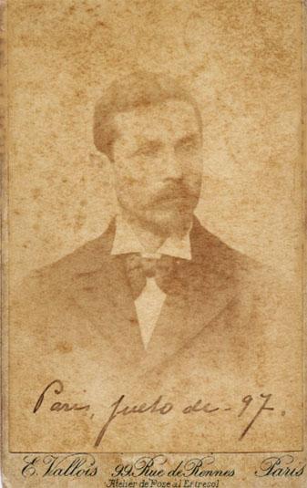 Visconti em Paris - 1897