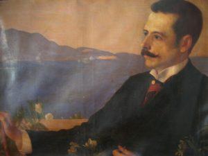 RETRATO DE JOSÉ ANTONIO DUARTE - OST - 88 x 56 cm - 1901 - INSTITUTO HISTÓRICO E GEOGRÁFICO DE ALAGOAS