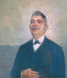 COMENDADOR ALBINO FERREIRA DE SÁ COELHO - OST - c.1930 - IRMANDADE DA CANDELÁRIA/RIO DE JANEIRO