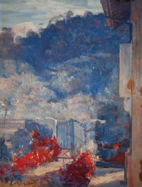 RAIOS DE SOL - OST - 80 x 60 cm - 1935 - COLEÇÃO PARTICULAR