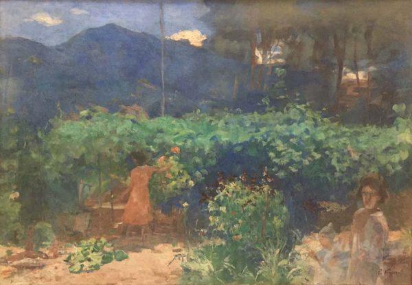LATADA DE CHUCHU - OST - 61 x 90 cm - c.1930 - COLEÇÃO PARTICULAR