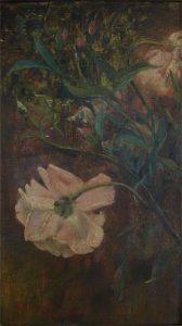 ROSAS - OSM - 28 x 16 cm - c.1889 - COLEÇÃO PARTICULAR