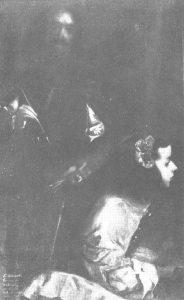 LAS NINAS - CÓPIA DE VELÁSQUEZ - OST - 99 x 63 cm - 1895 - LOCALIZAÇÃO DESCONHECIDA
