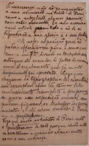 CARTA DE AMOEDO PARA VISCONTI EM 10 DE AGOSTO DE 1893 - PÁGINA 2