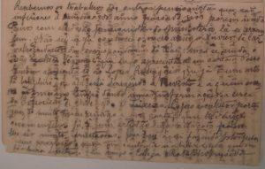 CARTA DE AMOEDO PARA VISCONTI EM 10 DE AGOSTO DE 1893 - PÁGINA 3