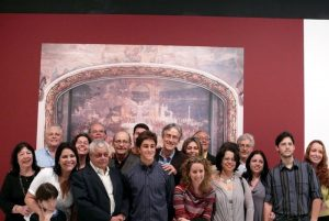 Netos e Bisnetos de Eliseu Visconti na Exposição Arte e Design, Realizada na Caixa Cultural do Rio em 2007