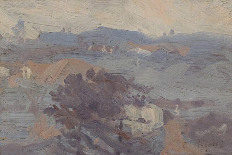 MORRO DE SANTO ANTONIO - OSM - 15 x 22 cm - c.1925 - COLEÇÃO PARTICULAR