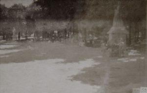 JARDIM DO LUXEMBURGO - OST - 30 x 45 cm - 1905 - LOCALIZAÇÃO DESCONHECIDA