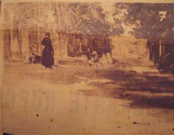 JARDIM DO LUXEMBURGO - OST - c.1905 - LOCALIZAÇÃO DESCONHECIDA