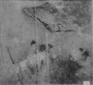 AS LAVADEIRAS - OST - 37 x 39 cm - c.1922 - LOCALIZAÇÃO DESCONHECIDA