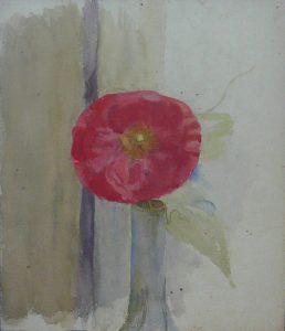 PAPOULA - AQUARELA - 27 x 21 cm - c.1900 - COLEÇÃO PARTICULAR