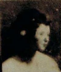 RETRATO DE LOUISE - OST - c.1899 - LOCALIZAÇÃO DESCONHECIDA