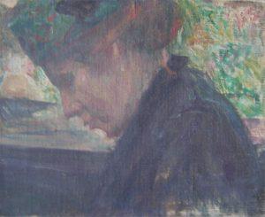 LOUISE - OST - 28 x 35 cm - c.1930 - COLEÇÃO PARTICULAR