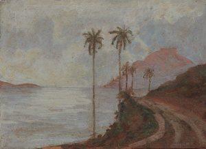 PEDRA DA GÁVEA - OSM - 12 x 17 cm - c.1910 - COLEÇÃO PARTICULAR