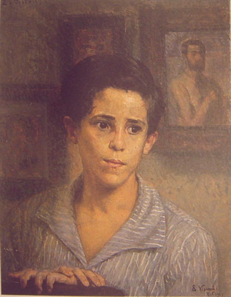 JULINHO - OST - 68 x 45 cm - 1927 - COLEÇÃO PARTICULAR