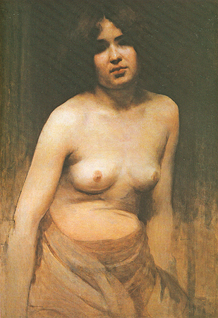 JUVENTUDE - OST - 74 x 52 cm - c.1890 - LOCALIZAÇÃO DESCONHECIDA