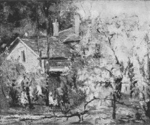 A CASA DE LOUISE - OST - 32 x 38 cm - 1917 - LOCALIZAÇÃO DESCONHECIDA