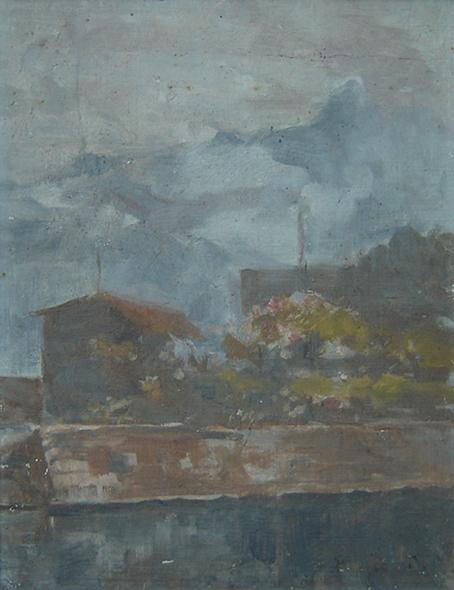 ATMOSFERA PARISIENSE - OSM - 38,5 x 31,0 cm - c.1915 - COLEÇÃO PARTICULAR