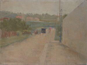 ROSNY-SOUS-BOIS - PARIS - OSC - 24,3 x 32,5 cm - 1905 - MUSEU NACIONAL DE BELAS ARTES - MNBA - RIO DE JANEIRO/RJ