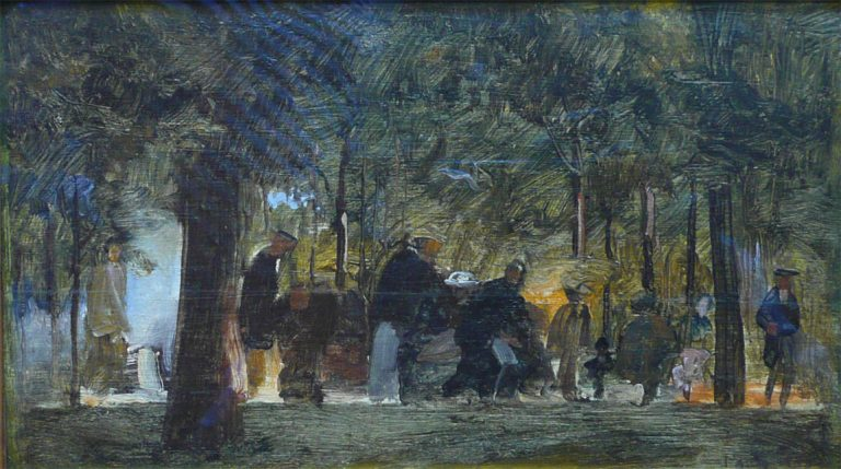 LUXEMBURGO - OSM - 12 x 21 cm - c.1895 - COLEÇÃO PARTICULAR
