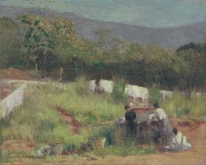 DIA DE SOL- ANDARAI GRANDE - OST - 33 x 41 cm - c.1891 - COLEÇÃO PARTICULAR