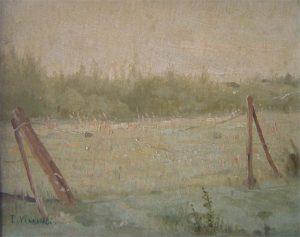 CERCA - OST - 27 x 34 cm - c.1918 - COLEÇÃO PARTICULAR