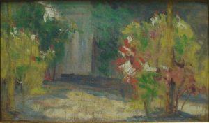 ALAMEDA - OST - 20,4 x 33,0 cm - c.1935 - COLEÇÃO BRADESCO DE ARTE BRASILEIRA, RJ.