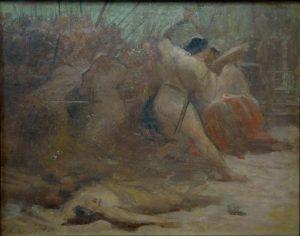 BATALHA - OST - 31 x 38 cm - c.1898 - COLEÇÃO PARTICULAR