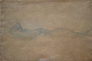 PÃO DE AÇÚCAR - LÁPIS DE COR SOBRE PAPEL - 20,0 x 30,5 cm - c.1904 - MUSEU MARIANO PROCÓPIO - JUIZ DE FORA/MG