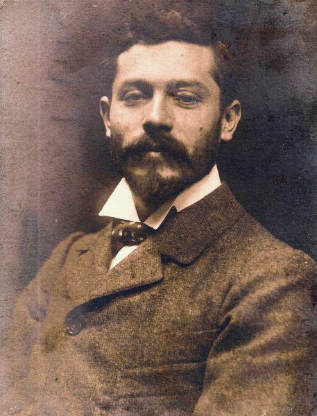 VISCONTI EM PARIS - c.1893