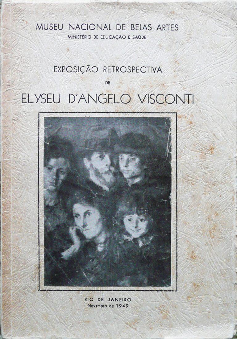 CATÁLOGO DA EXPOSIÇÃO DE 1949