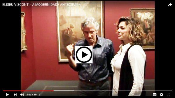 Exposição Eliseu Visconti - A modernidade antecipada