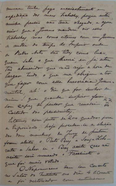CARTA DE RODOLFO BERNARDELLI EM 08-08-1895 – PAG 3