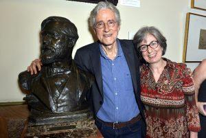 Ana Cavalcanti e Tobias Visconti