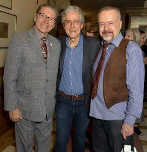 Fernando Bicudo, Tobias Visconti e Ricardo Cravo Albim