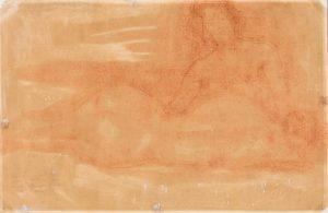 NUS FEMININOS - SANGUÍNEA - 27,0 x 42,2 cm - 1918 - MUSEU DO INGÁ - NITERÓI/RJ