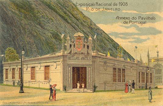 EXPOSIÇÃO NACIONAL DE 1908