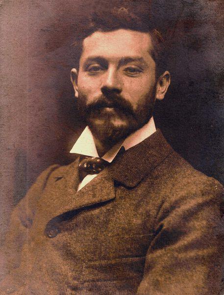 Em Paris – 1893