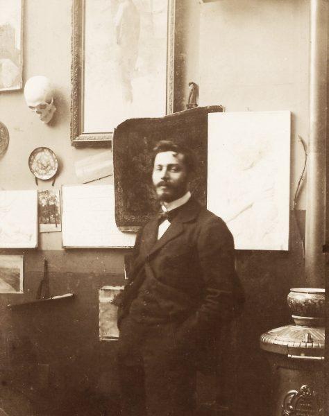 Visconti em Paris - c.1895