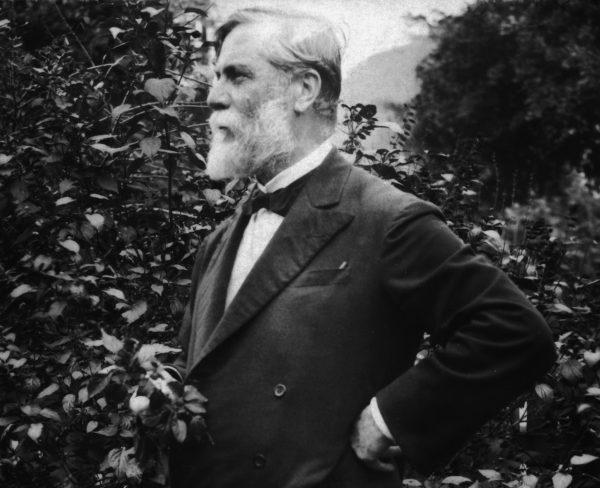 Visconti em Teresópolis - 1929