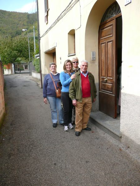 Casa onde nasceu Eliseu Visconti – Foto de 2007