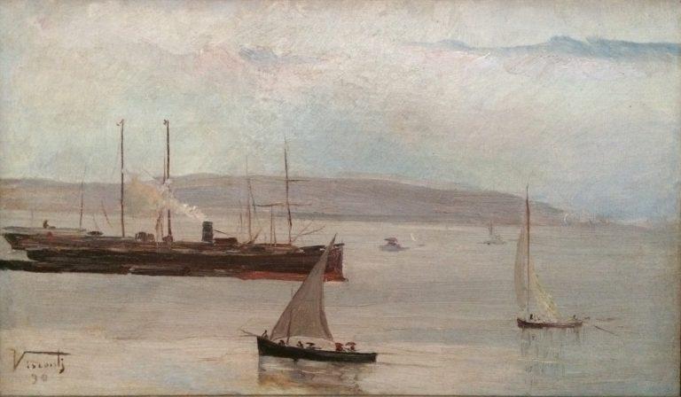 MARINHA - OST - 21,5 x 37,5 cm - 1890 - COLEÇÃO PARTICULAR