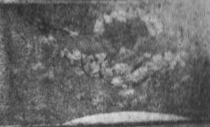 DECORAÇÃO DAS ARCADAS DA SALA DE ESPETÁCULOS DO THEATRO MUNICIPAL DO RIO DE JANEIRO - PAINEL 3 - OST - 3,0 x 5,0 m (aprox.) - c.1915 - OBRA DESAPARECIDA