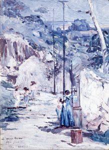 LADEIRA DOS TABAJARAS - OST - 43,0 x 30,0 cm - c.1923 - LOCALIZAÇÃO DESCONHECIDA