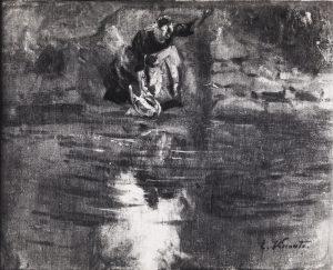MUSETTE - OSM - 26,0 x 35,0 cm - c.1907 - LOCALIZAÇÃO DESCONHECIDA